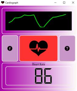 Cardiograph Running